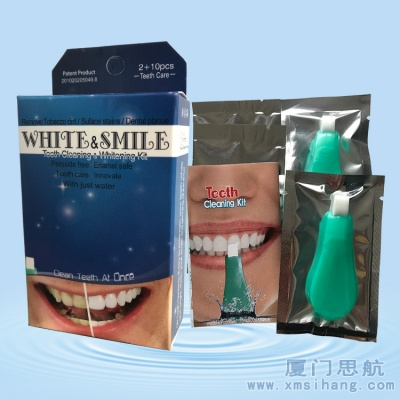 Better teeth cleaning & whitening kit