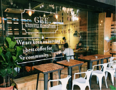 GEE COFFEE(华侨城店)