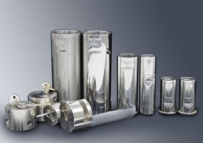 Other industrial tubes - stainless steel lock sleeves