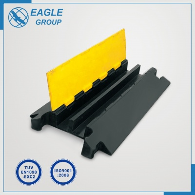 Rubber cable protectors