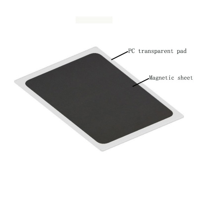 Magnetic PC pad