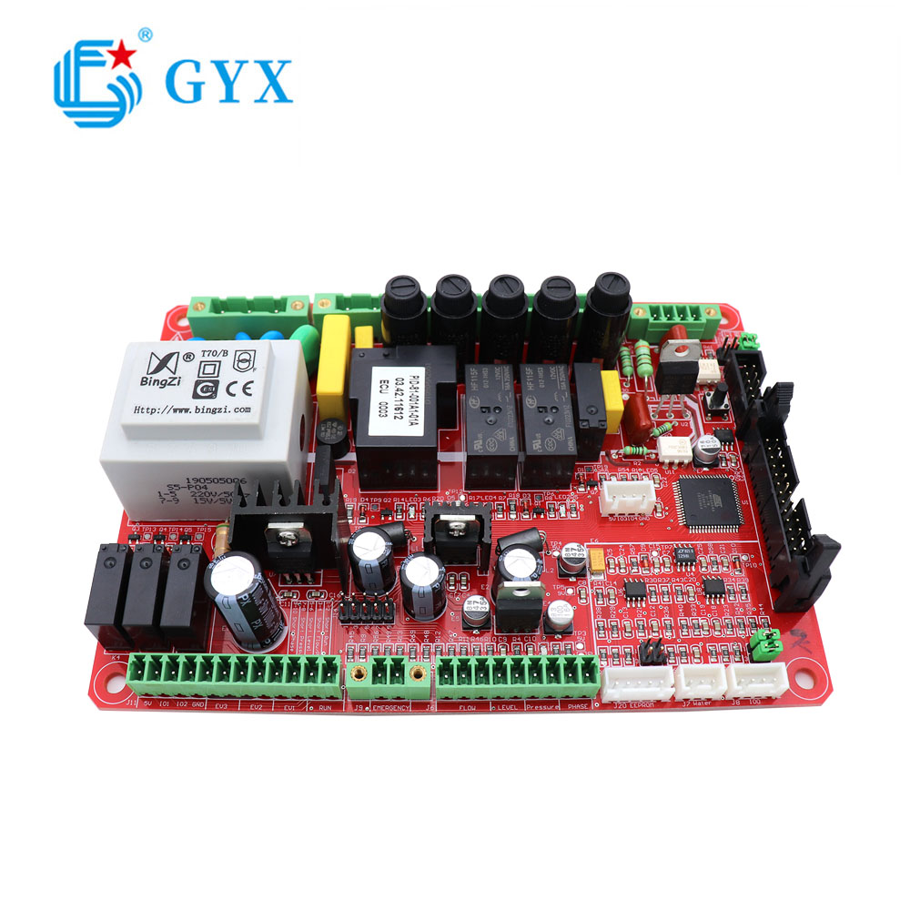 Development and production control panel PCBA for Household Appliances