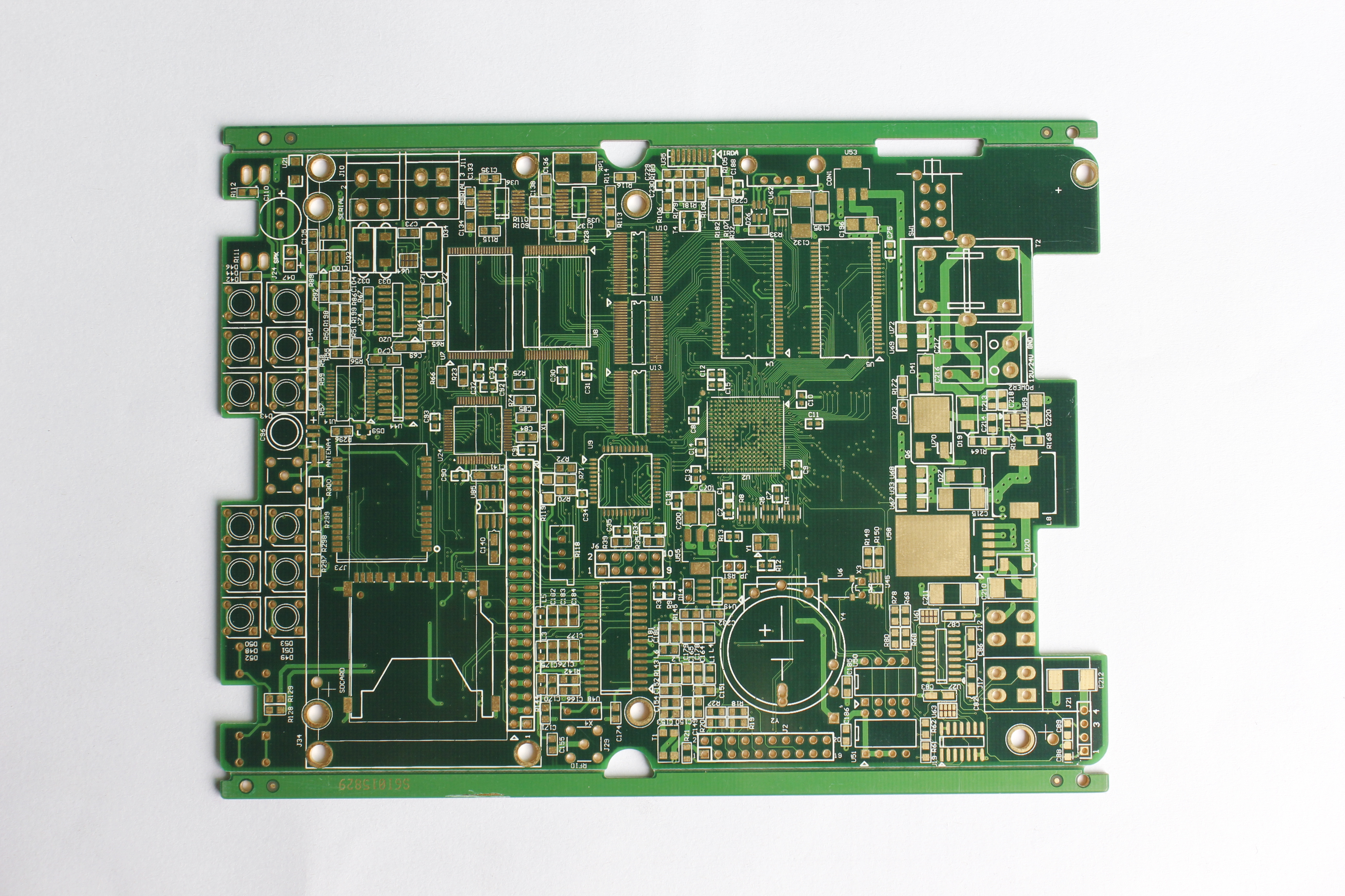 Foreign mobile phone market HDI PCB ...