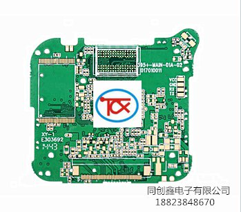 precision multilayer ten layer  HDI printed circuit board